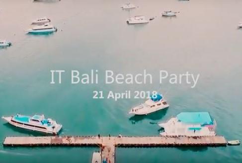 IT Bali Beach Party 2018