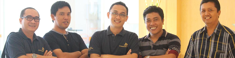 Pengukuhan Asosiasi Professional IT Bali