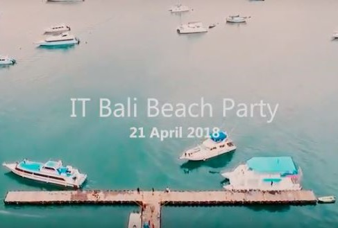 IT Bali Beach Party 2018